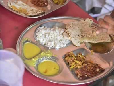 Maharashtra's Rs 5 Shiv Bhojan Thali crosses 1-crore mark