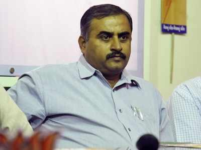 Jagdish Bhavsar appointed as Gujarat University's in-charge Vice Chancellor