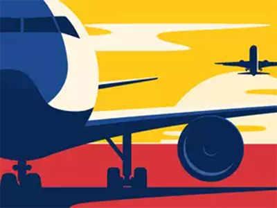 Hubballi-Hindon flight from Nov 6
