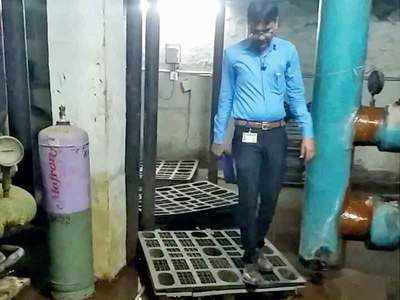 Thaltej mall breeds mosquitoes, fined