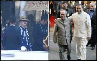 Celebration time: From Ambanis to Pranab Mukherjee and Jyotiraditya Scindia