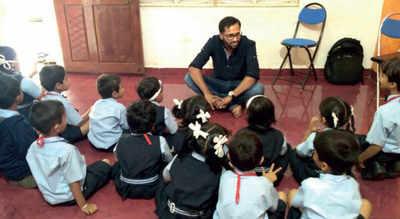 Mangaluru: Angel boxes to fight demon of child abuse