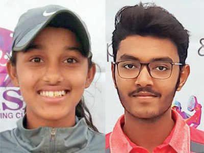 AITA Championship Series Tennis Tournament: Priyanshi Bhandari, Aman Patel win