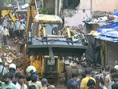 11 killed, 7 injured as residential structure collapses in Mumbai's Malad West