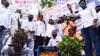 Maharashtra: Farmers suffer heavy losses due to late monsoon rains, seek compensation