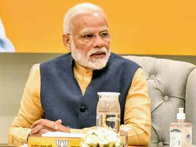 PM Narendra Modi on coronavirus outbreak: Say no to panic, yes to precautions