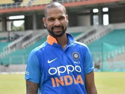 Mayank Agarwal replaces Shikhar Dhawan for ODI series against West Indies