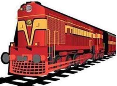 Haryana: Goods train remains stranded for hours after engine keys go missing, impacts road traffic too