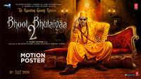 Bhool Bhulaiyaa 2 - Motion Poster
