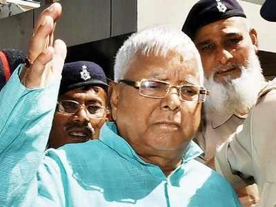 Delhi court grants bail to Lalu Prasad, wife and son