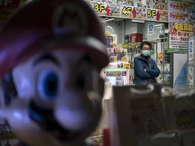 Nintendo profit zooms as virus has homebodies playing games