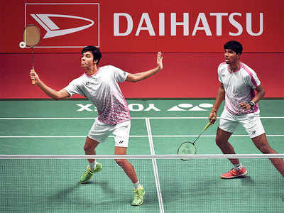 BWF Super 500: Satwiksairaj Rankireddy, Chirag Shetty become first Indian men's doubles pair to enter summit clash