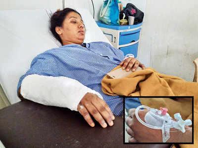 Patient decries 'rude' staff at city hospital