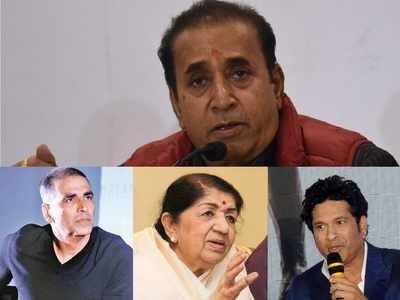 Were celebs under pressure to tweet? Maharashtra Home Minister Anil Deshmukh orders probe