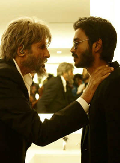 Film review: Shamitabh