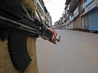 Pulwama attack: Centre moves 100 cos of paramilitary forces to Kashmir