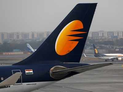 Four aircraft grounded due to non-payment of dues: Jet Airways