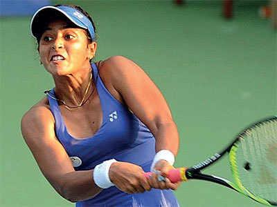 Ankita Raina helps India beat Hong Kong 3-0 in Fed Cup in New Delhi