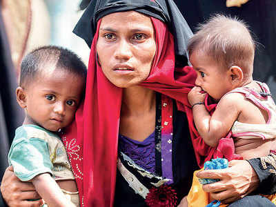 Rohingya face risk of genocide: UN