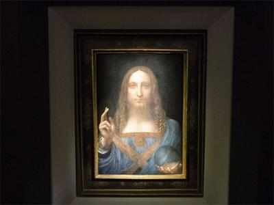 Here's all that you need to know about the world's most valued painting Salvator Mundi by Leonardo da Vinci