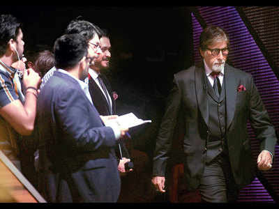 Photo: Amitabh Bachchan announces the 11th season of a popular quiz show