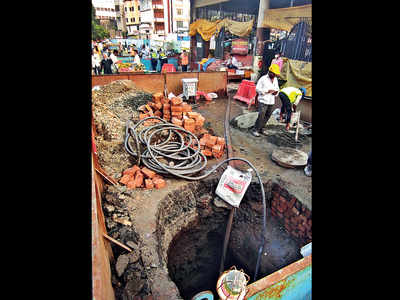 Fossil found at Metro dig dates back 150 to 200 years: Experts