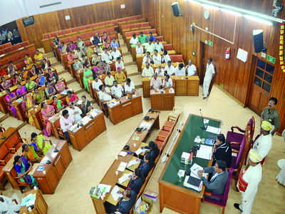 Bengalureans vote for their fave corporators