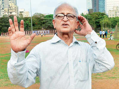 Ashok Rawat: Mumbai Heroes