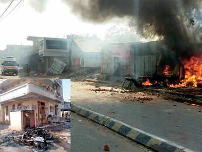 Khambhat under Disturbed Areas Act