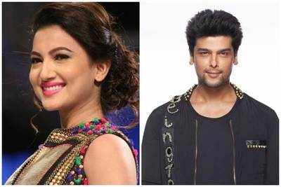 Gauahar and Kushal are friends again