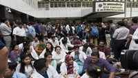 Patients hit as AIIMS doctors boycott work in protest