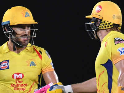 Three time winners, Chennai Super Kings  to take on Mumbai Indians