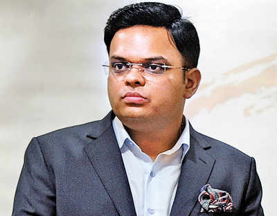 Reading BCCI's Jay Shah