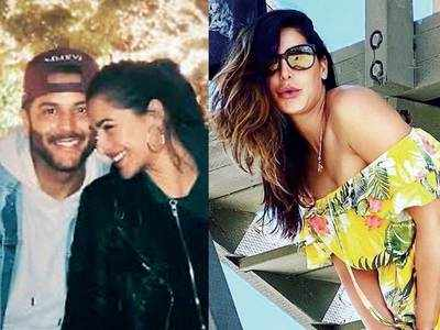 Nargis Fakhri gets rid of tattoo featuring ex-boyfriend Matt Alonzo's initials