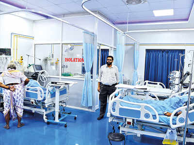 Tarachand Hospital files plaints against doctors refusing to stop its ICU operation