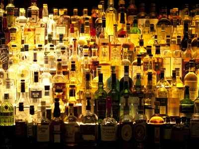Police bust illegal gambling and liquor den
