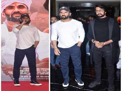 Trailer of Pailwaan starring Sudeep, Suniel Shetty releases in 5 languages