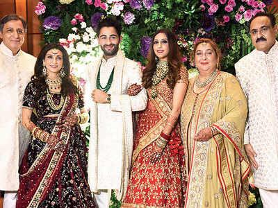 Armaan Jain-Anissa Malhotra's big bang wedding