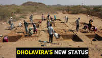 Dholavira: Kutch village hope of a better life after the coveted UNESCO tag