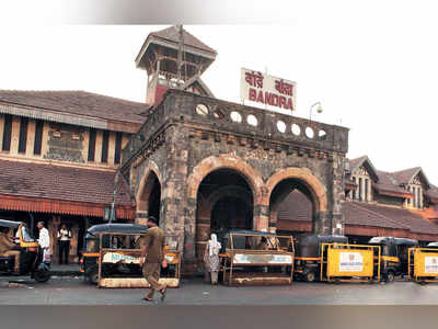 Bandra stn restoration project back on track