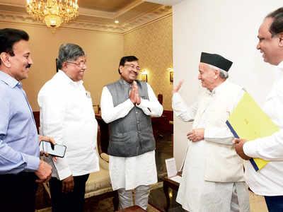 No govt without Sena: Mungantiwar