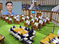 BJP-led coalition government passes crucial floor test in Goa assembly