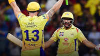 IPL 2018: Chennai beat Hyderabad to reach final