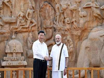 Mamallapuram Summit: PM Narendra Modi, President Xi Jinping kick-start informal talks