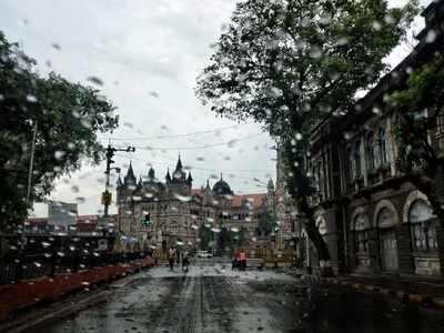 It's raining! Mumbaikars wake up to light showers, cloudy skies