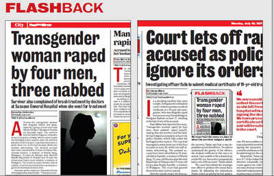 Loopholes in third gender law aid 4 rapists to get bail