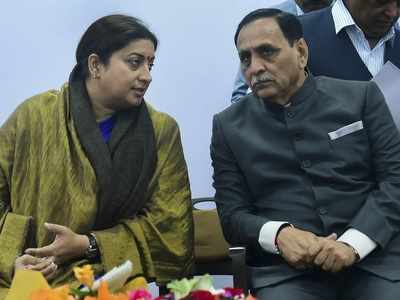 Smriti Irani at Vibrant Gujarat Summit: Centre to look into textile industry's apprehensions on embedded duties