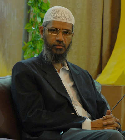 National Investigation Agency attaches controversial Islamic preacher Zakir Naik's properties