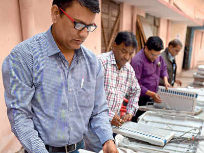 Let ballot fill EVM-VVPAT gap: PIL