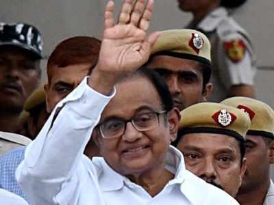 INX Media scam: Delhi court extends P Chidambaram's judicial custody till October 3
